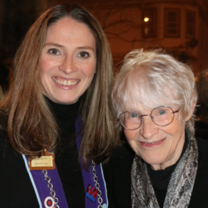 Letter to Dr. Elizabeth Griffiths written by Helen Cappuccino