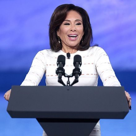 Letter to Jeanine Pirro written by Joe Sterba